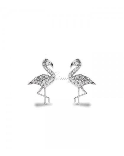 Pendientes Luxenter flamingo Ref. EH1470000
