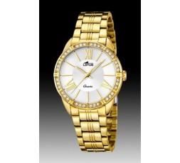 Reloj Lotus dorado Ref. 18131/1