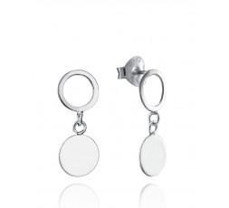 Pendientes de plata Viceroy Jewels Ref. 5044E000-08