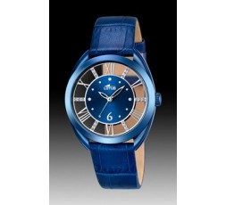 Reloj Lotus azul anuncio Ref. 18253/2