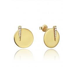 Pendientes de plata rosa Viceroy Jewels Ref. 85002E100-36