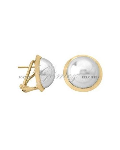 Pendientes de perlas Majorica Ref. 15422.01.1.000.010.1