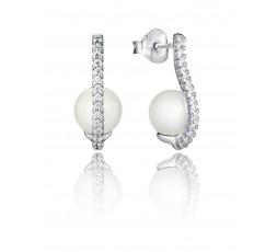 Pendientes de plata Viceroy Jewels Ref. 7102E000-60