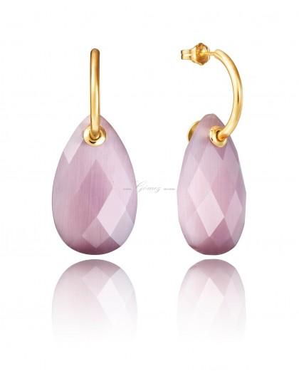 Pendientes de plata Viceroy Jewels Ref. 9030E000-47