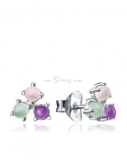 Pendientes de plata Viceroy Jewels Ref. 4073E000-49