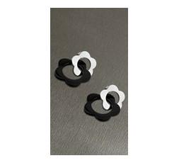 Pendientes acero Lotus Style Ref. LS1340-4/2
