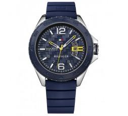 Reloj Tommy Hilfiger caucho azul Ref. 1791204