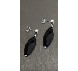 Pendientes de acero Lotus Style Ref. LS1365-4/2
