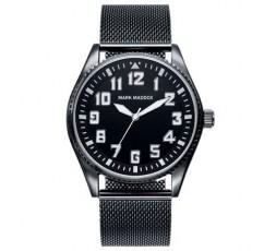 Reloj de caballero negro Mark Maddox Ref. HM6010-55