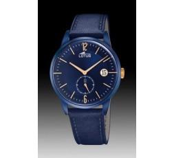 Reloj Lotus vintage azul Ref. 18362/1