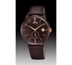 Reloj Lotus vintage marron Lotus Ref. 18363/1