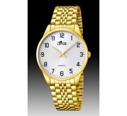Reloj Lotus de hombre chapado Ref. 15885/1