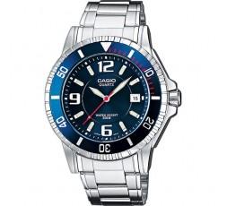 Reloj Casio de acero caballero Ref. MTD-1053D-2AVES