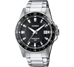 Reloj Casio de acero Ref. MTP-1290D-1A2VEF