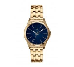 Reloj de caballero dorado Mark Maddox Ref. HM7103-57