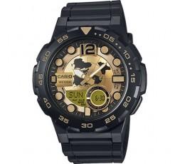 Reloj Casio anadigital Ref. AEQ-100BW-9AVEF