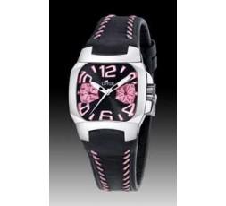 Reloj Lotus Code piel ref. 15508/6
