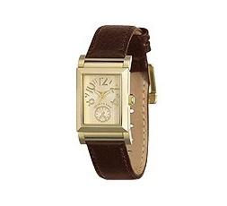 Reloj de piel Armand Basi dorado Ref. A-0531L-04
