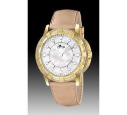 Reloj Lotus Sara Carbonero chapado Ref. 15859/6