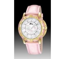 Reloj Lotus Sara Carbonero chapado Ref. 15859/2