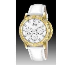 Reloj Lotus Sara Carbonero chapado Ref. 15857/1