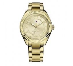 Reloj dorado Tommy Hilfiger Ref. 1781345
