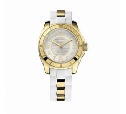 Reloj blanco y dorado Tommy Hilfiger Ref. 1781309