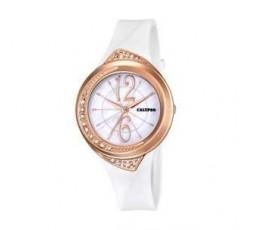 Reloj Calypso blanco Ref. K5638/2