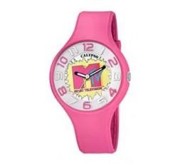 Reloj Calypso MTV fucsia Ref. KTV5591/5