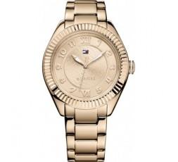 Reloj dorado Tommy Hilfiger Ref. 1781344