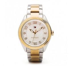 Reloj bicolor Tommy Hilfiger Ref. 1781343