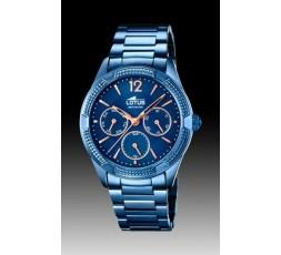 Reloj azul anuncio Lotus Ref. 18248/2