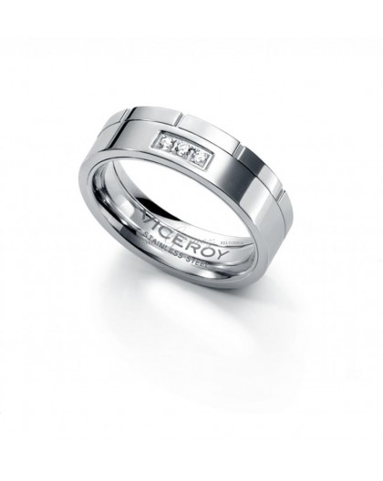 anillo de acero Viceroy Ref. 6360A01400