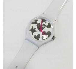 Reloj blanco de Agtha Ruiz de la prada Ref. AGR216P