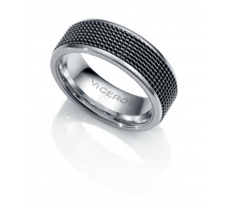 Anillo de acero Viceroy Fashion Ref. 6140A02400
