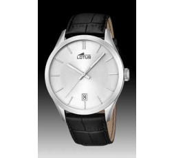 Reloj caballero Lotus de piel Ref. 18111/1