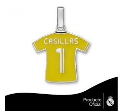 Colgante Casillas Real Madrid Ref. 30-114