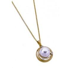 Colgante perla Majorica Ref. 12865.01.1.000.010.1