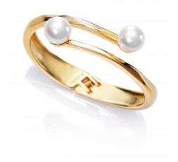 Brazalete Dorado con perla Viceroy Fashion Ref. 3216P09012