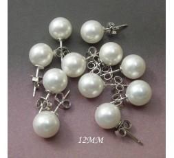 Pendientes de perlas Ref. 63852