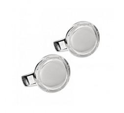 Gemelos de plata Pedro Duran Ref. 00074121