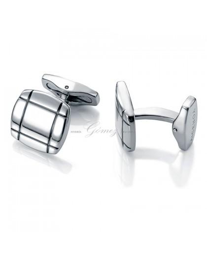 Gemelos de acero Viceroy Fashion Ref. 6384G01010