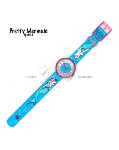 Reloj Flik Flak Pretty Mermaid Ref. FPB004