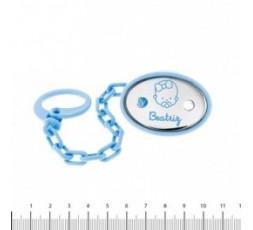 Pinza de chupete para personalizar Ref. K-00648-B