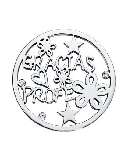Moneda Profe Viceroy plaisir Medallon Ref. VMD0041-10
