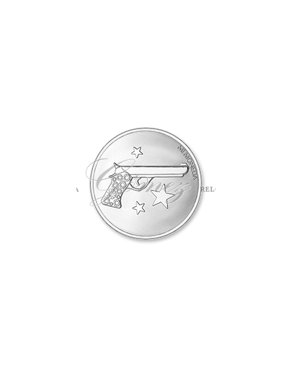 Moneda Aim High & Pistol Mi Moneda Ref. M-MON-AIM-01-L