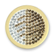 Moneda Diamond discs brown Mi Moneda Ref. M-DD-31-M