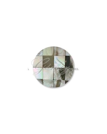 Moneda Gaudi Mosaic Grey Mi Moneda Ref. M-GAU-12-M