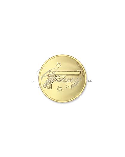 Moneda pistola Mi Moneda Ref. M-MON-AIM-02-M