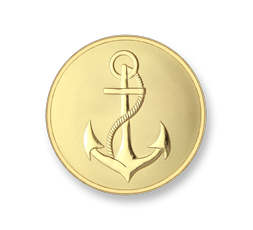 Moneda Anchor & Faith Mi Moneda Ref. M-MON-ANC-02-M